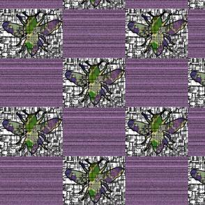 Checker Board Bees-ed