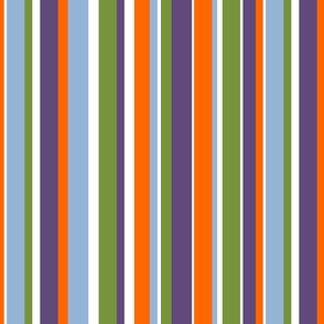 Pumpkin Carving - Stripes