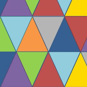 Purple triangle cheater