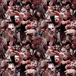 Mini Zombie Hoard - Walking Dead