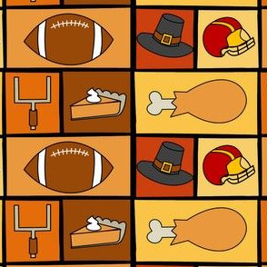 Thanksgiving and Football