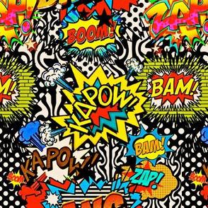 Zap, Bam, Boom