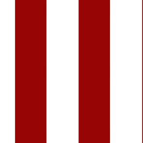 Large Vertical Red Stripe
