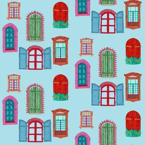Wild Windows and Doors