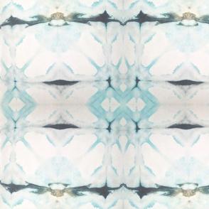Teal Diamonds | Michelle Mathis