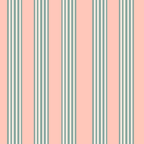 French coral stripe_vertical