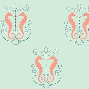 Honeydew Seahorses