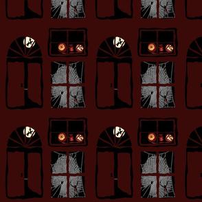 Spooky Doors and Windows