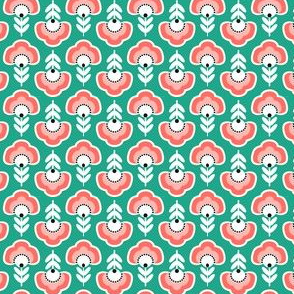 3163514-oslo-flower-emerald-coral-by-tiboud-papier
