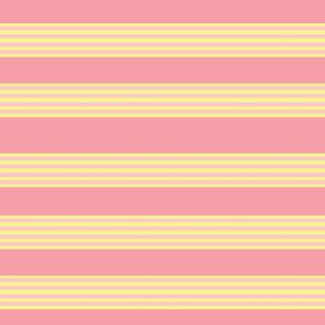 Strawberry Lemonade Stripe