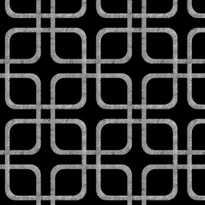 Squircle Lock ~ Silver ~ Blackmail___Peacoquette_Designs___Copyright_2014