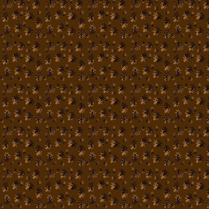 Abstract Black and Brown