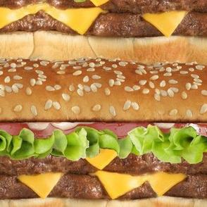 Big Cheeseburger Stripe