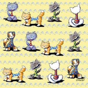 Compression Kitties