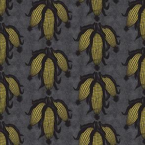 corn yellow#2 on grey