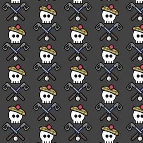 Golf or Die (Black)