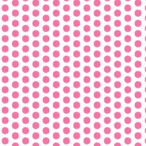 Ikat Pink Spot