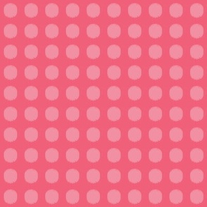 Ikat Spot Pinks