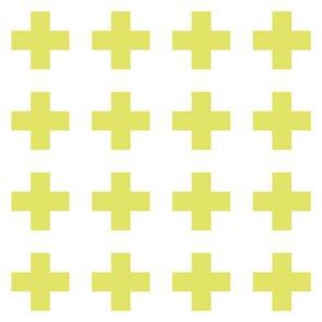 Yellow Crosses