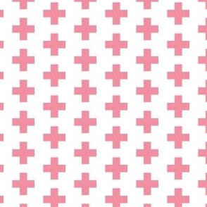 Crosses Pink