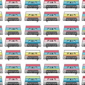 Cassettes in Color