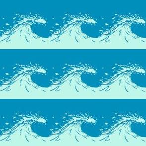 6 Foot Waves