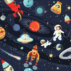 lets all go on a cosmic adventure!