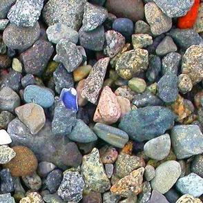 beach stones- biggest size