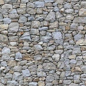 Rock Wall Miniature Spoonflower