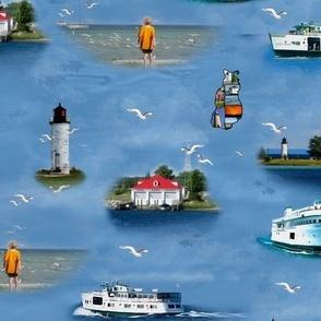 Beaver Island Paradise