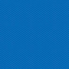 Chevron 6in-Blue