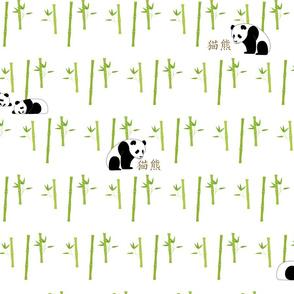 Pandas & Bamboo