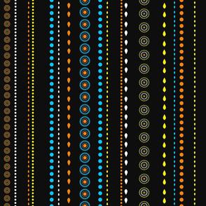 African Beads (Summer) - by Kara Peters
