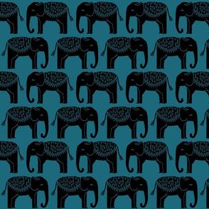 Elephant Parade - Bondi Blue by Andrea Lauren