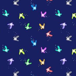 Rainbow Fairy Pattern