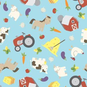 Farmyard Cuteness