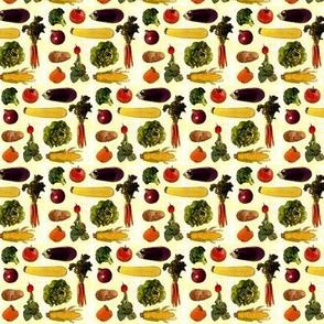 Small Produce Print
