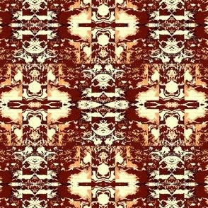 Abstract in Earth Tones