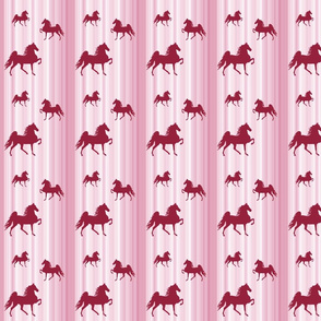 Horses-pink_stripe-smaller