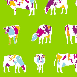 Paintbox Cows
