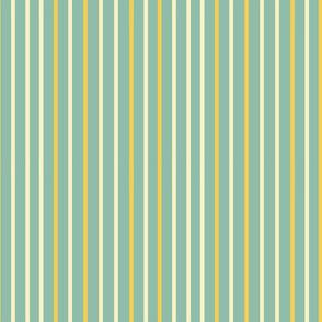 Summer House Thin Stripe