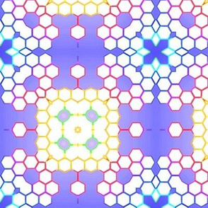 Rainbow Hex [Purple 13A]