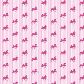 Horses-pink_stripe-for_kids