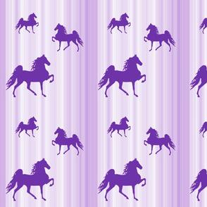 Horses-purple_stripe
