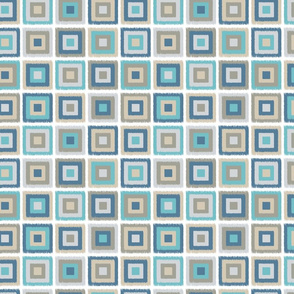 Simple squares.