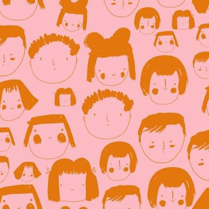 Faces Pink