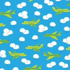 Rain and Planes