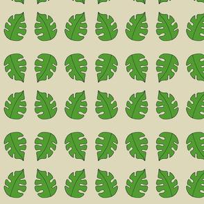 Large Jungle Leaf