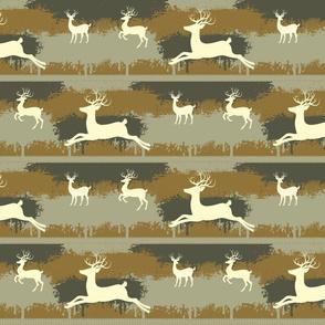 Camo Deer-stripes