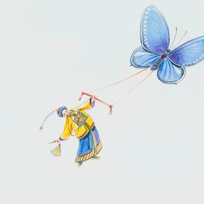 Mandarin Butterfly